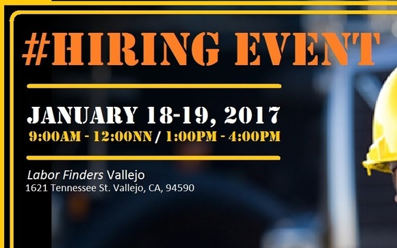 1484665272 two day hiring event ads vallejo 01162016 v.1