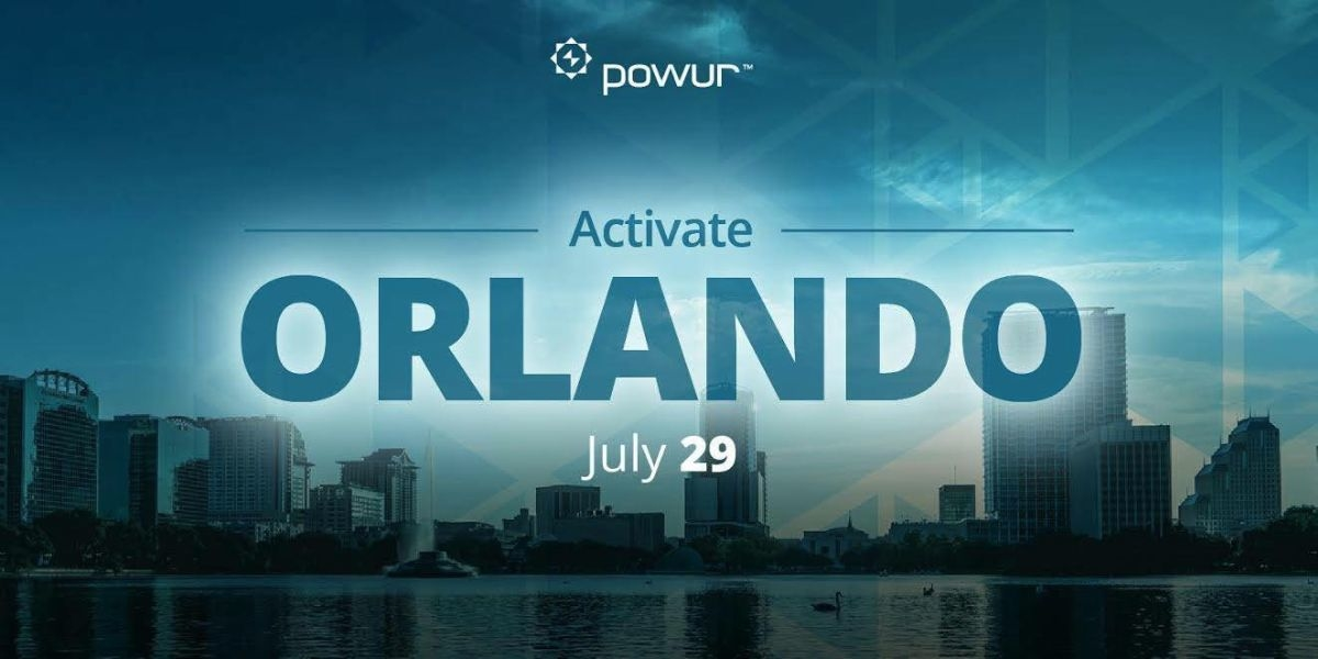 Activate Orlando by BLUVNBU in Orlando