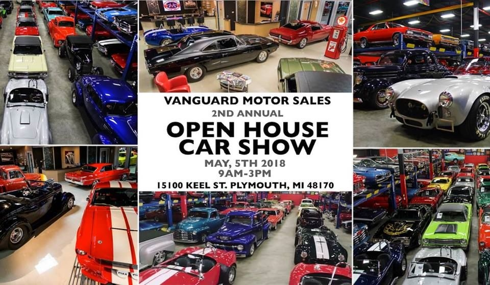 Vanguards 2018 Open House by Vanguard Motor Sales in Plymouth, MI ...