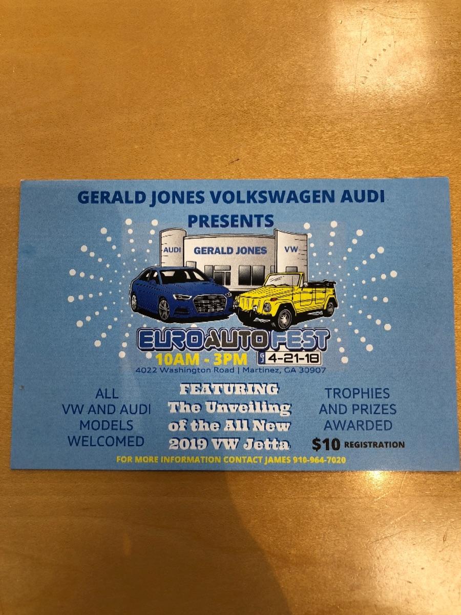 Euro AutoFest by Gerald Jones Volkswagen