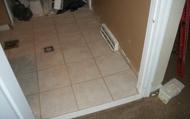 1499091074 new floor installation new drain replacement repair maintenance contractor plumbing flooring drywall improvement