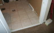1499797488 new floor installation new drain replacement repair maintenance contractor plumbing flooring drywall improvement