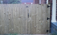 1504288698 privacy fence installation commercial residential locks gates contractor decks carpentry flooring handyman