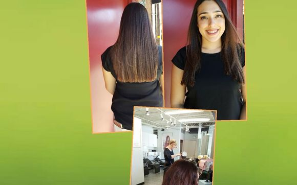 Japanese hair straightening by hair extension next salon in santa contact hair extension next salon pmusecretfo Images