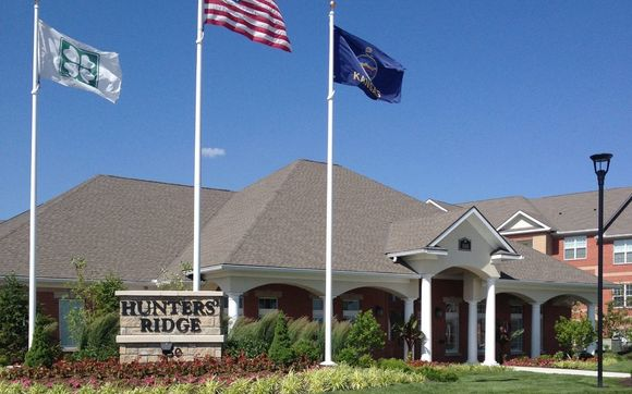 luxury apartment homes by hunters ridge apartments in lawrence ks