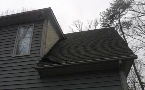 1483820683 roof repair ice shield tar paper plywood shingles commercial residential gutter shutter down spout contractor service energency leak hole soffit fascia