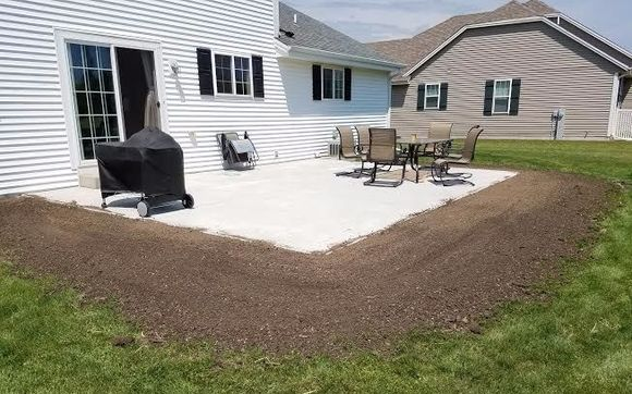 Your Personal Gardener, LLC Is A Full Service Concrete Company Offering:  Standard And Decorative Concrete, Stamped Concrete, Colored Concrete,  Driveways, ...