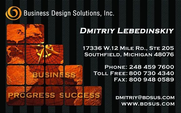 5000 business cards by business design solutions in southfield mi contact business design solutions colourmoves