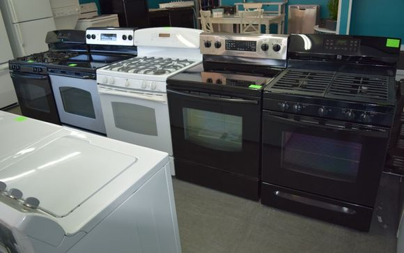 Kitchen Appliances for less! by Neu Appliances of Austin in North ...