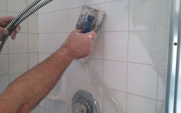 Shower RegroutingRecaulking By Pristine Tile Carpet Cleaning In - Bathroom caulking contractors
