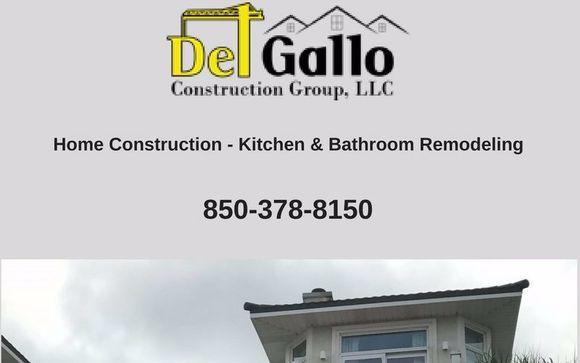 Home Renovation Pensacola FL By DelGallo Construction Group LLC In - Bathroom remodel pensacola fl