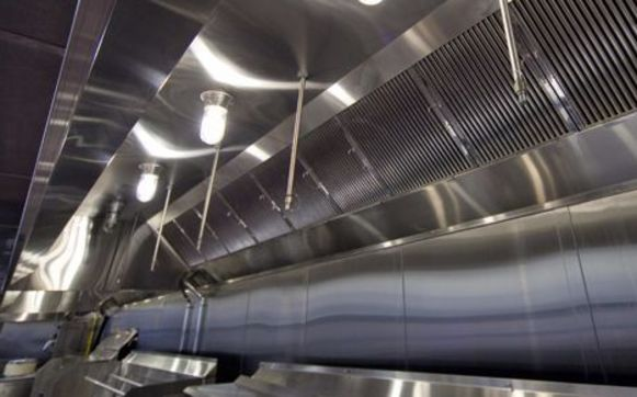 Commercial Kitchen Steamed Hood Cleaning & Motor Maintenance by ...