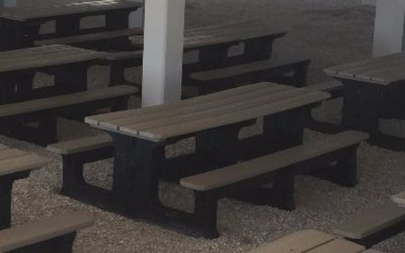 Recycled Plastic Lumber And Site Furnishings By Recycled Plastic - Picnic table recycled plastic lumber