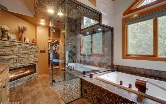 Custom Steam Shower Enclosures by Stevens Glass in Wasilla, AK ...