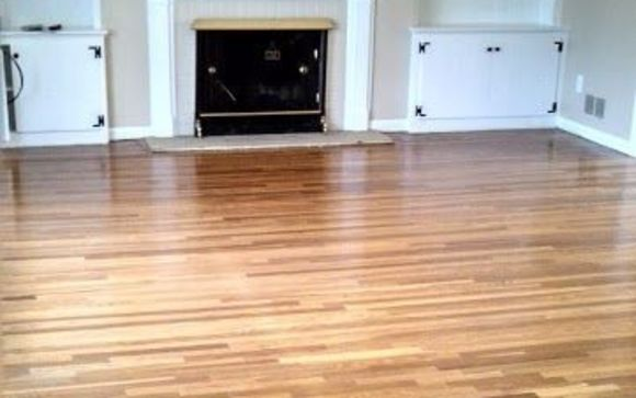 Hardwood Floor Cleaning By Angelos Cleaning In West Chester PA - Machine to remove hardwood floors