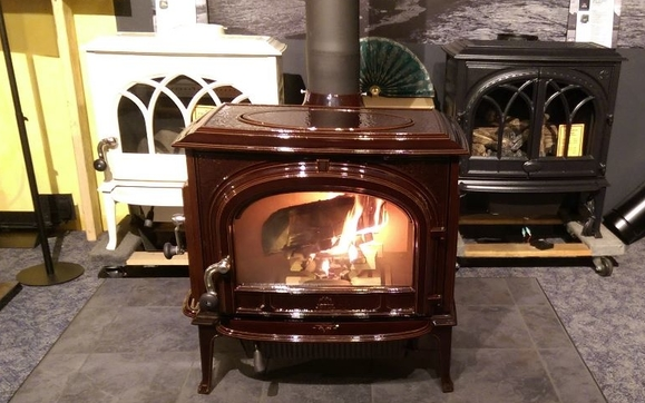 Wood Burning Stoves And Insert By Fire Glow Distributors Inc In