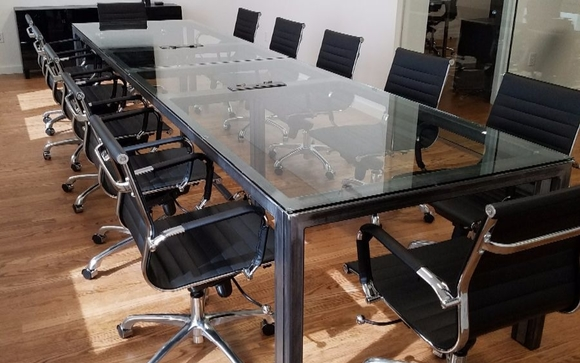 Conference Tables By Urban Ironcraft In Oklahoma City OK Alignable - Build a conference table