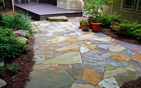 Our Patios Are Strong And Beautiful. Laid Dry, Without Mortar, Grout Or  Cement, They Are Better For The Environment And Last ...
