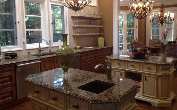 Natural Stone Granite Countertop