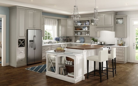 Bon We Are A Proud Distributor Of Yorktowne Cabinets. Made In The USA! High  Quality Cabinetry From Builder Grade All The Way Up To Fully Custom.