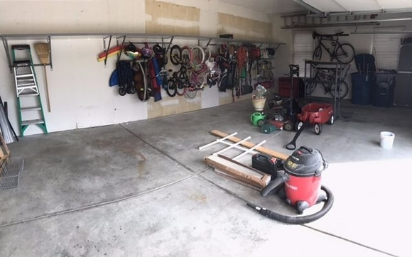Would You Like More Space In Your Garage? Or Maybe Even Be Able To Park  Your Car Inside? Let Indy Organizing Solutions Make That Happen For You!
