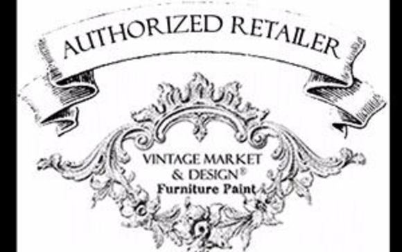 Vintage Market And Design Furniture Paint By Bric A Brac Now Ruffles