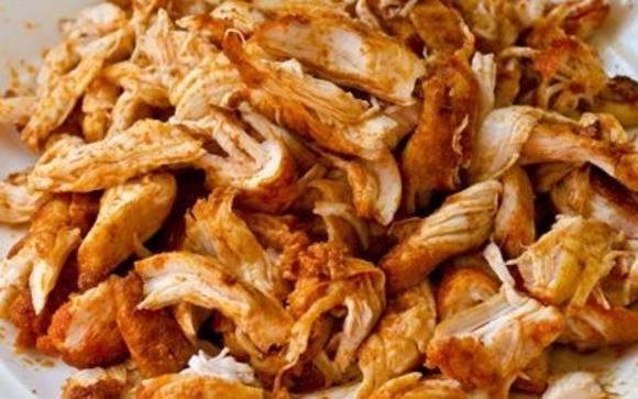 Shredded Chicken By Naulings Bbq Soul Food In Junction City Ks