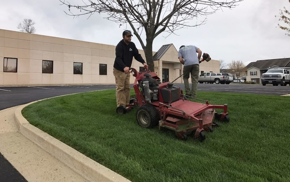 Lawn Mowing By Central MO Turf Management Inc In Jefferson City