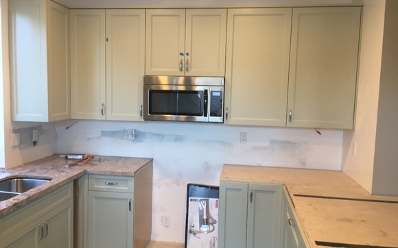 Kitchen And Bath Remodeling.