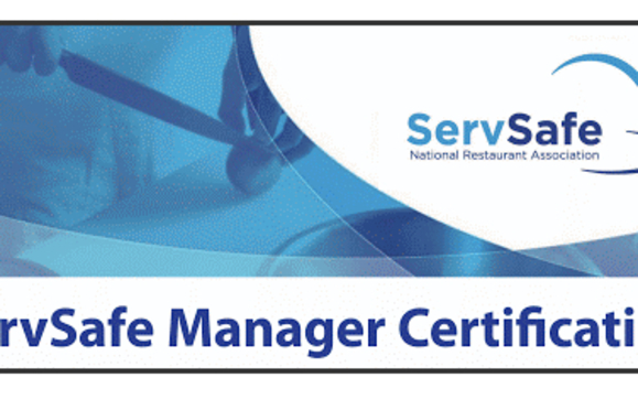 Serv Safe Manager Course and Certification Exam by Keeping Food Safe ...