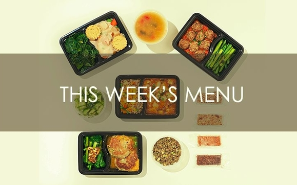 Foodflo Weekly Meal Delivery Bag Content By Foodflo Meal Delivery