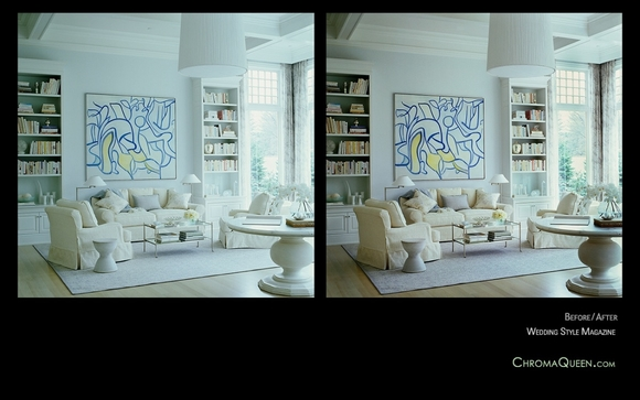 Photo Editing Interior Architectural Photography By Chromaqueen