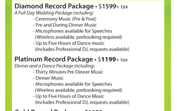 Full Service Wedding Packages Share Facebook Twitter Pinterest Linkedin Email 1497365995 Blob