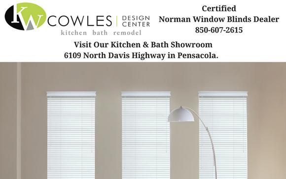 KW Cowles Design Center Kitchen Bath Showroom