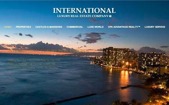 1499714242 International Luxury Real Estate .com Company Us Trademark Tm 7  Usa