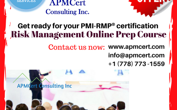 Risk Management Online Certification Course by APMCert Consulting ...