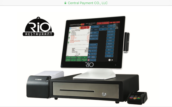 Rio Restaurant Pos By Central Payment Of New York In