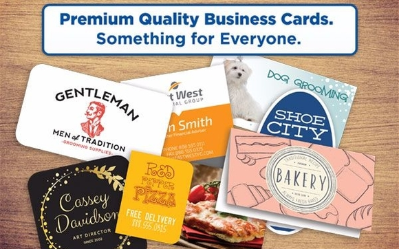 Office solutions greenville area alignable business cards reheart Image collections