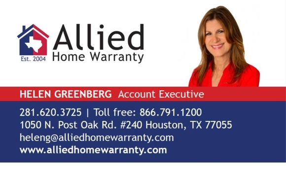 Allied Home Warranty - Houston, TX - Alignable