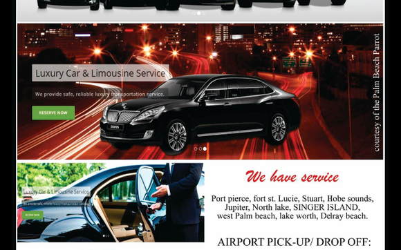 West Palm Beach Taxi And Limousine Service By Diamond Luxury