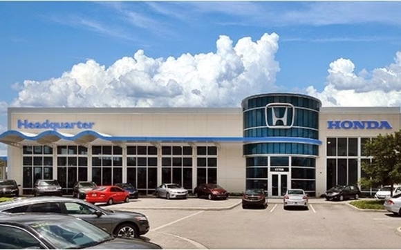 Welcome To Headquarter Hondas Service Department By