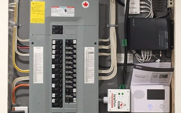 Electrical Panel Upgrade from 60 amp to 100 amp by Total Electrical ...