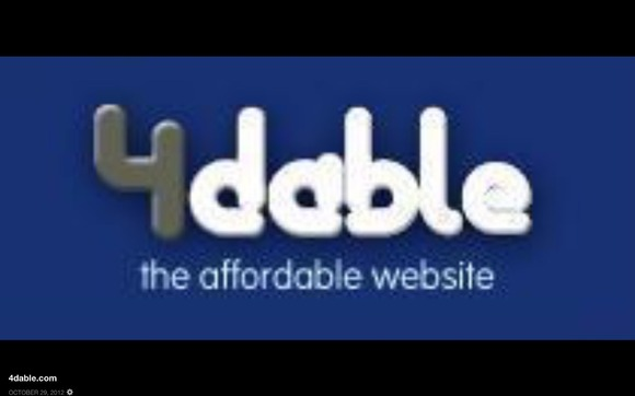 Affordable do it yourself websites by 4dable the affordable mission with over 50 years of combined internet experience let the 4dable team guide you thru this ever so changing world of web designwe have solutioingenieria Choice Image