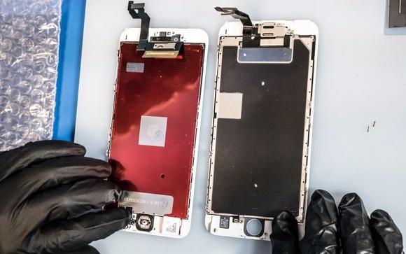Hook up phone repair