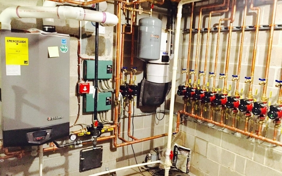 Boiler Install & Repair Service by Preferred Plumbing and Heating ...