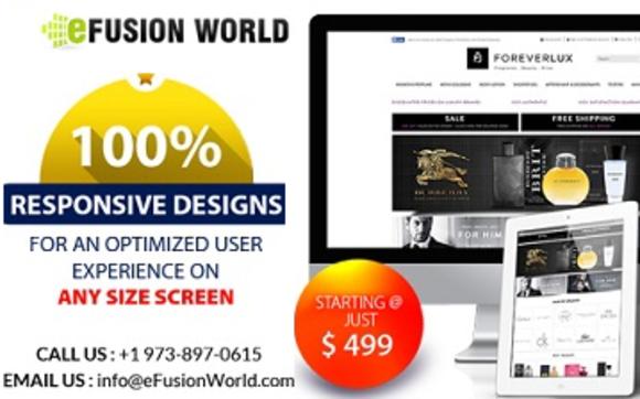 Custom EBay Store Listing Template Design Service By EFusionWorld - Custom ebay templates