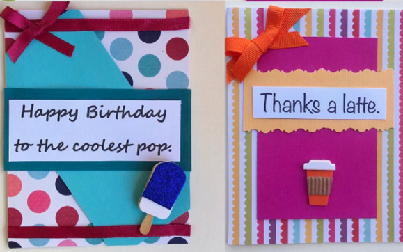 Handmade greeting card examples by im bringing crafty back contact im bringing crafty back handmade greeting card business m4hsunfo