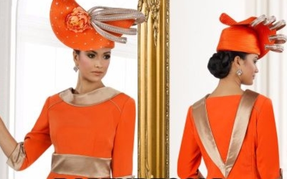 Donna Vinci Church Suits Hats Dresses Formals Womens By