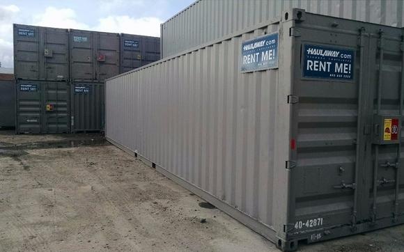 Haulaway Storage Containers San Leandro CA Alignable