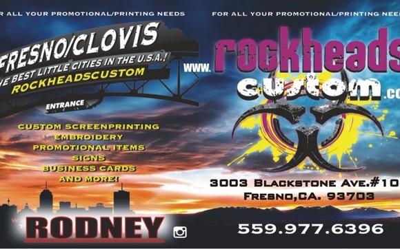 Rockheadscustom By Rockheads Custom Service1 Printing Stitching